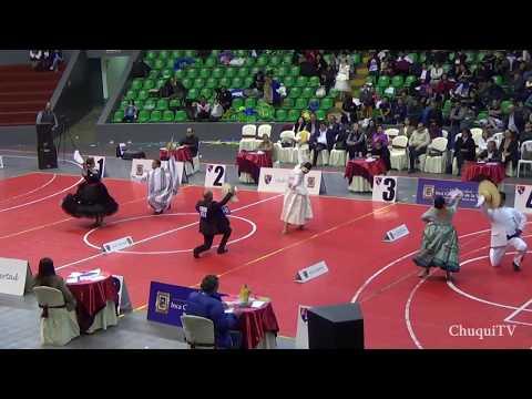 Interacademias 2017. Final Master. Campeones Magali Gayoso y Eddie Ramos