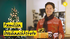 So gelingt das perfekte Familien Weihnachtsfoto 📷🎄 | mit Checkliste zum Download | Foto Koch