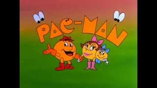 Pac-Man (Hanna-Barbera) Season 1 Intro (1982, DVD Quality)