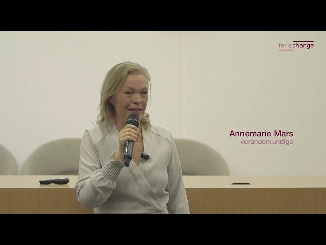 Annemarie Mars over 'Een ander hoe'