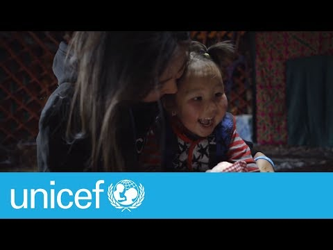 Get ready for World Children's Day 💙 | UNICEF