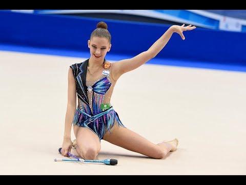 Anastasia Sergeeva - Clubs Control Training Feb 2019