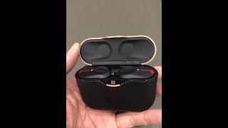 Hướng Dẫn Sử Dụng Thao Tác Nhanh Tai Nghe Sony WF 1000XM3