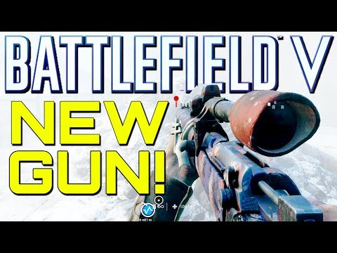 Battlefield 5: NEW Commando Carbine is Good?