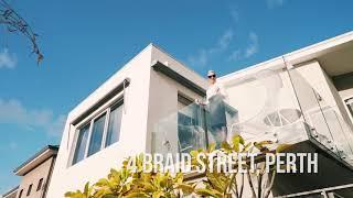 4 Braid street audio