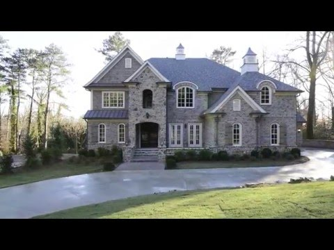 Chastain Park Dream Home One Block From Park - Stokesman Luxury Homes