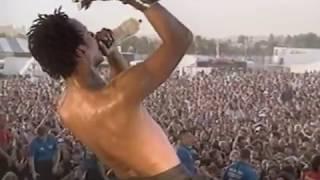 The Prodigy - Funky Shit (LIVE @ Phoenix Festival 1996)
