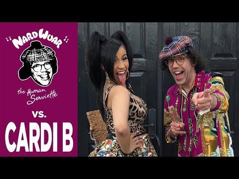 Nardwuar vs. Cardi B