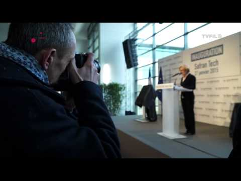 PARIS-SACLAY - Inauguration SAFRAN Tech