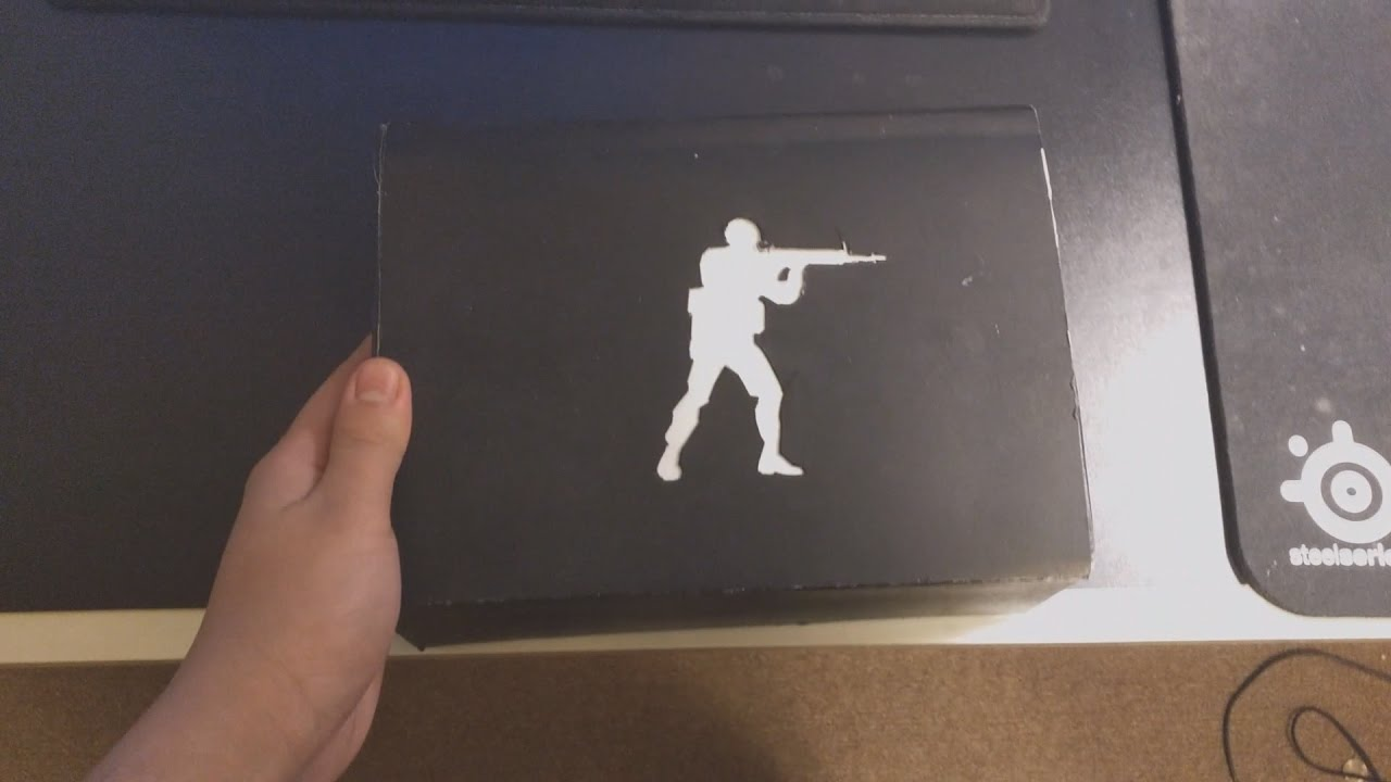 Counter-Strike Unboxing/Review