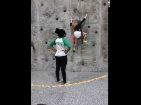 Rock Climbing Trampoline Park Rockin Jump Myrtle Beach Sc