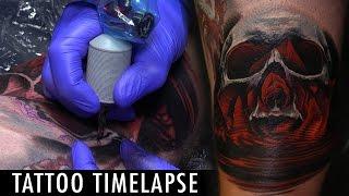 Tattoo Timelapse - Phil Garcia