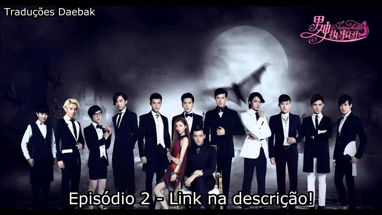 ★ Intouchable - Episódio 2 [Legendado em PT-PT]