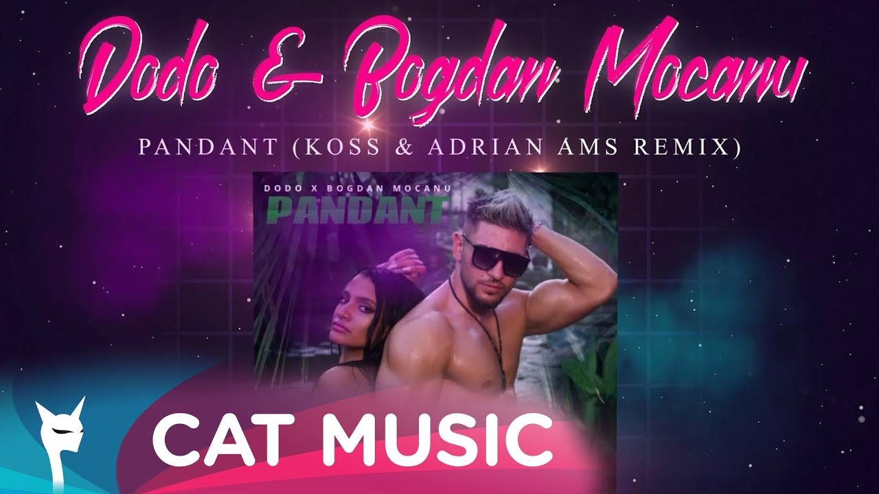 Download Dodo & Bogdan Mocanu - Pandant (Koss & Adrian AMS Remix)