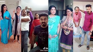 Nayagi Sun Tv Serial Team Latest Trending Tik Tok Tamil Dubsmash | Yogesh | meghala | Vasanthi