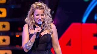 Lian Ross - Say You'll Never (live, full uncut version) (Moscow, 29.11.2014, Disco 80' festival)