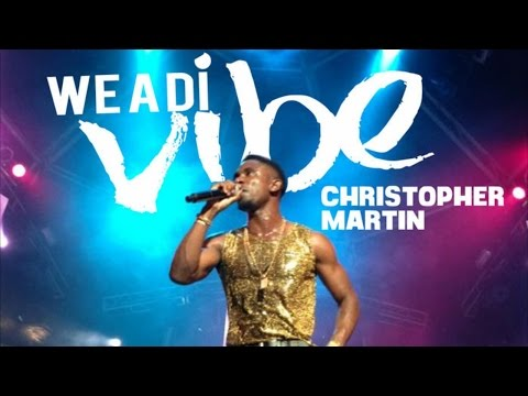Christopher Martin - I'm A Big Deal [Intoxxicated Riddim] January 2015