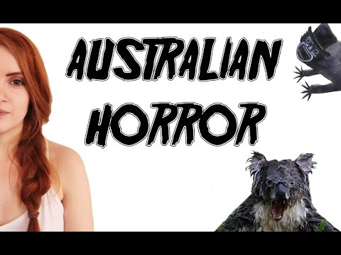 Australian Horror Movies *no dropbears included*