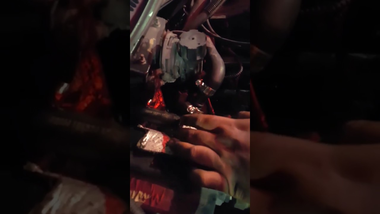 Bypass Heater Core On A 2000 Grand Marquis Works For Any Car Ford Dodge Mercury Mustang