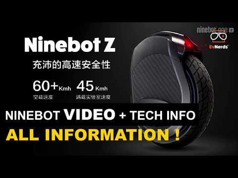 Ninebot One Z : Z6-Z8-Z10 - Page 3 - Ninebot - Electric