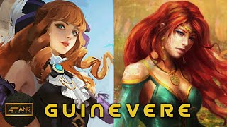 KISAH GUINEVERE HERO DARI MOBILE LEGENDS
