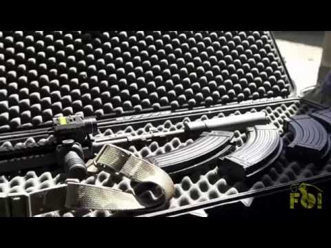 Frag Out! FB Radom Beryl M762 7.62 Assault Rifle Test Drive