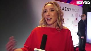 """Relacja z premieray filmu """"Żelazny most"""""""