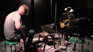 Ivar Grydeland & Tetuzi Akiyama guitar duo @ Ftarri (2013)
