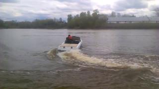 лодка казанка 5м2 на водомете двс ваз 21083.