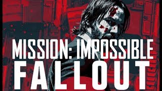 John Wick: Chapter 2- Mission: Impossible 6 Fallout- Style