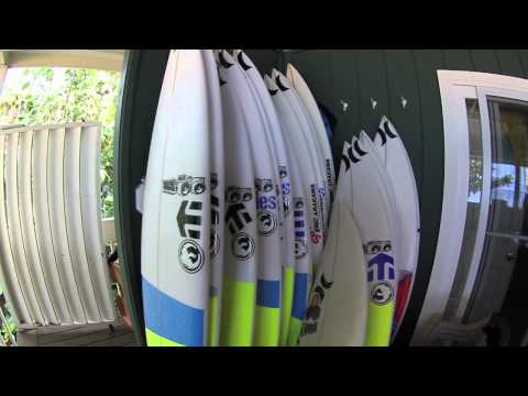 Hurley Hawaii Pipeline House Tour with Brett Simpson