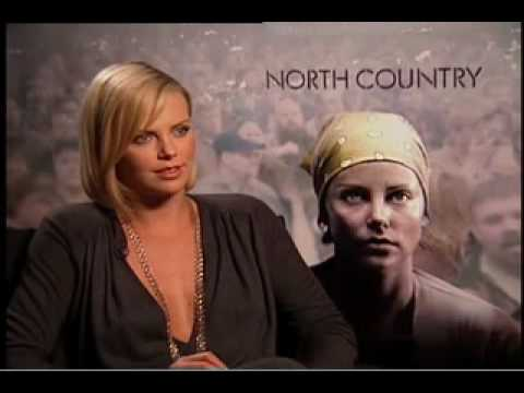 Charlize Theron interview for North Country