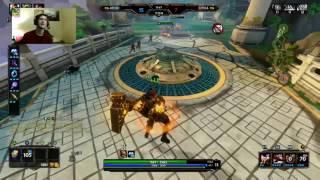 SMITE : Vulcan Triple Kill / WIN RANKED JOUST!