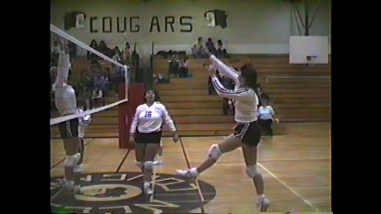 NAC - NCCS Volleyball  2-3-88