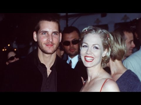 Jennie Garth And Peter Facinelli