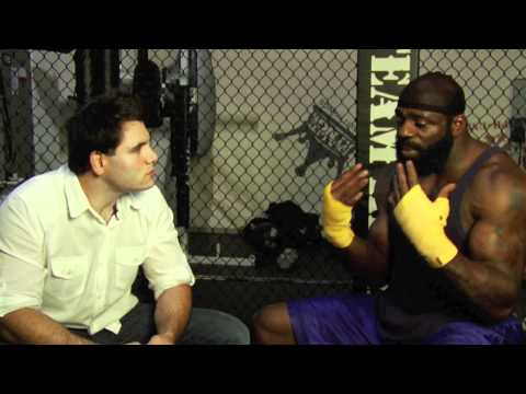 Kimbo Slice Interview