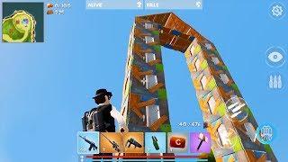 Rocket Royale - iOS/Android Gameplay #29 screenshot 4