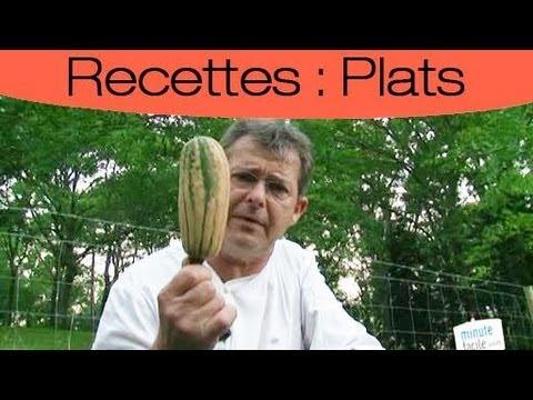 Comment cuisiner une courge delicata youtube - Comment cuisiner une andouillette ...