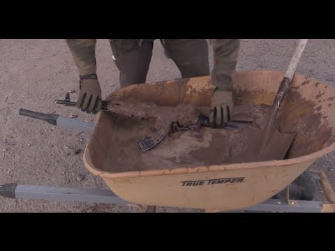 AK47 (AKM): Mud Test