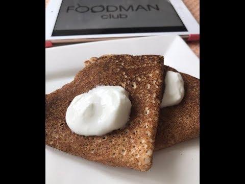 Блины на детской смеси: рецепт от Foodman.club