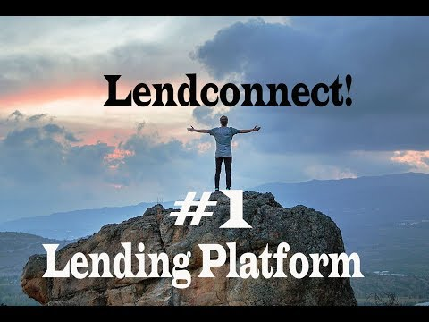 Promo Update Lendconnect. #1 Lending Platform