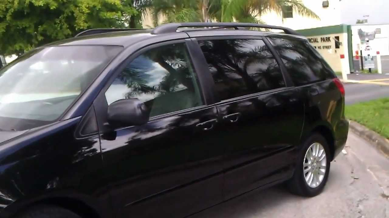 for sale 2009 toyota sienna xle loaded rear dvd system youtube. Black Bedroom Furniture Sets. Home Design Ideas