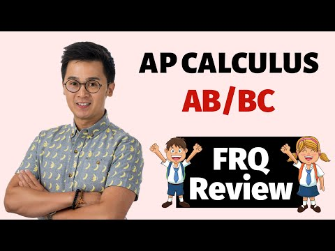 AP Calculus AB FRQ 2004 Form B Question 5 - YouTube