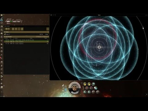 eve online how to use combat probes