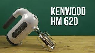 Розпакування KENWOOD HM 620