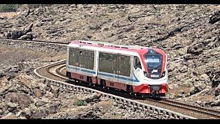 TRENI IN TRANSITO IN SICILIA: Treno Intercity, Merci, 4x Regionali TRENITALIA-FCE... (1)!