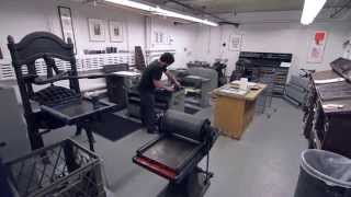 Inside the Printing Studio Where Obsolete Tech Will Never Die