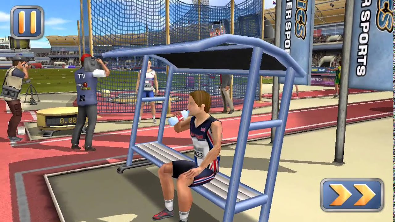 Athletics 2: Summer sports for Android - Download APK free