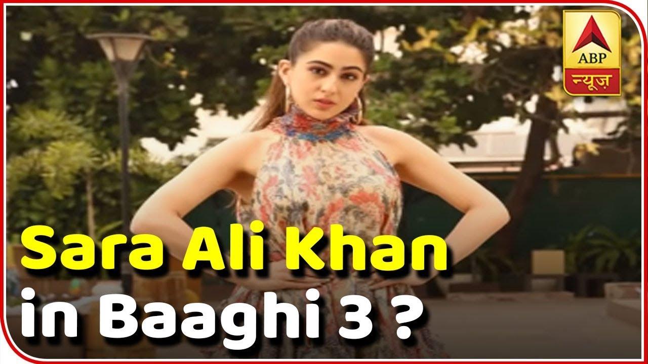 Image result for baaghi 3 sara ali khan