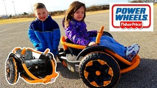 Power Wheels Wild Thing Ride On Car for Kids Toy Car for Boys & Girls Review Kinder Playtime